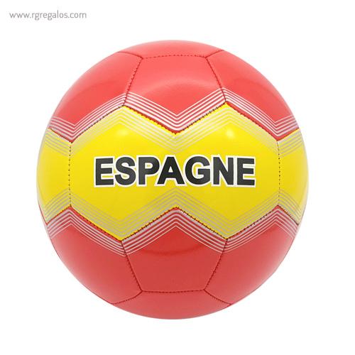 Balón-de-fútbol-países-Espagne-RG-regalos-publicitarios