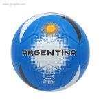 Balón fútbol con bandera Argentina- RG regalos publicitarios