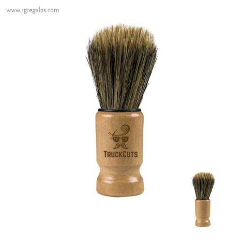 Brocha afeitado estilo vintage - RG regalos promocionales