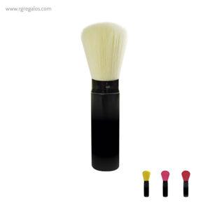 Brocha para maquillaje retráctil - RG regalos publicitarios