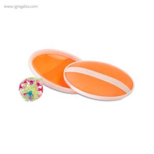 Catch & Play publicitario naranja - RG regalos publicitarios
