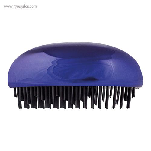Cepillo pelo forma de gota azul - RG regalos publicitarios