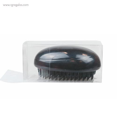 Cepillo pelo forma de gota presentación - RG regalos publicitarios
