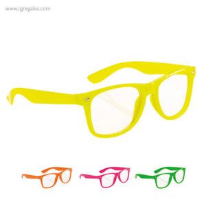 Gafas con lentes transparente - RG regalos publicitarios