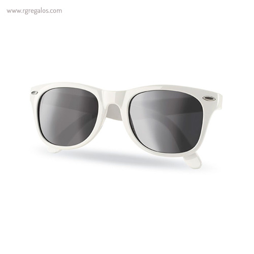 Gafas de sol clásicas blancas - RG regalos publicitarios