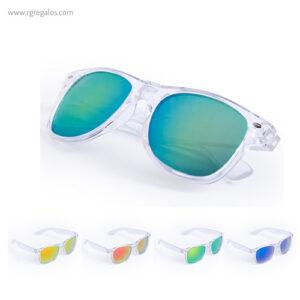 Gafas de sol lentes color - RG regalos publicitarios