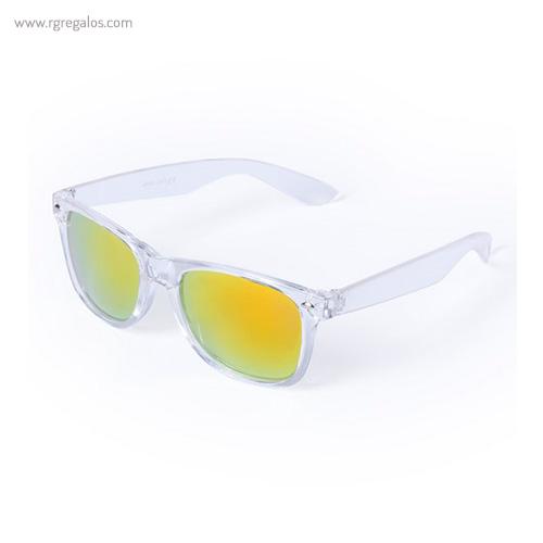 Gafas de sol lentes color amarillo - RG regalos publicitarios