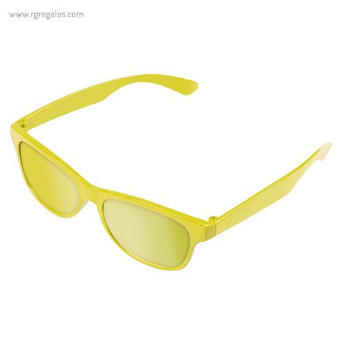 Gafas de sol para niños amarillas - RG regalos publicitarios