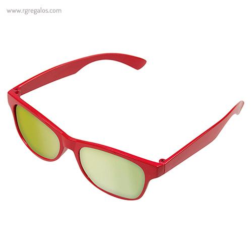 Gafas de sol para niños rojas - RG regalos publicitarios