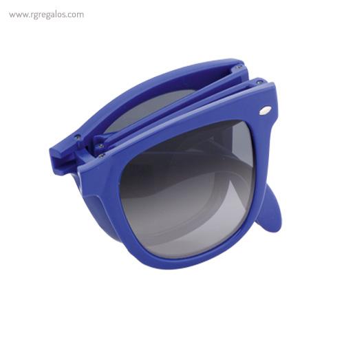 Gafas de sol plegables azules 1 - RG regalos publicitarios