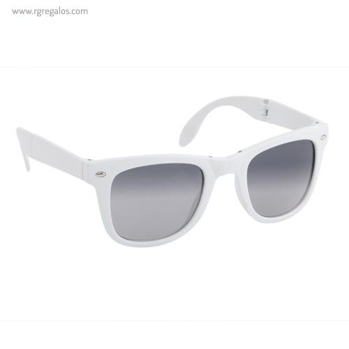 Gafas de sol plegables blancas - RG regalos publicitarios