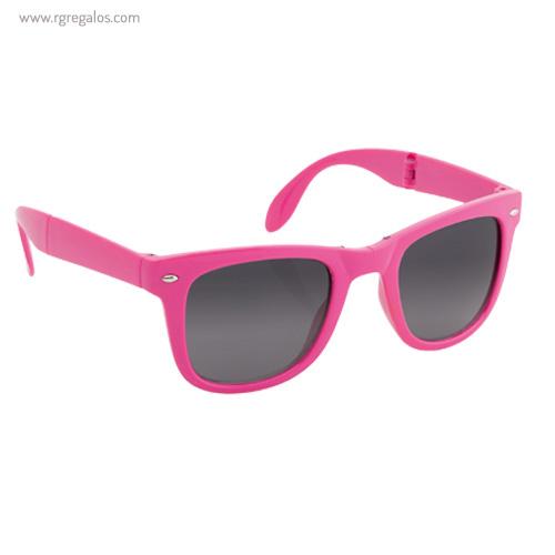 Gafas de sol plegables fucsia - RG regalos publicitarios