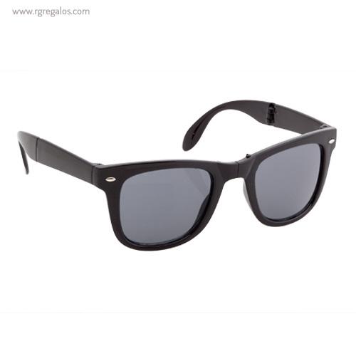 Gafas de sol plegables negras - RG regalos publicitarios