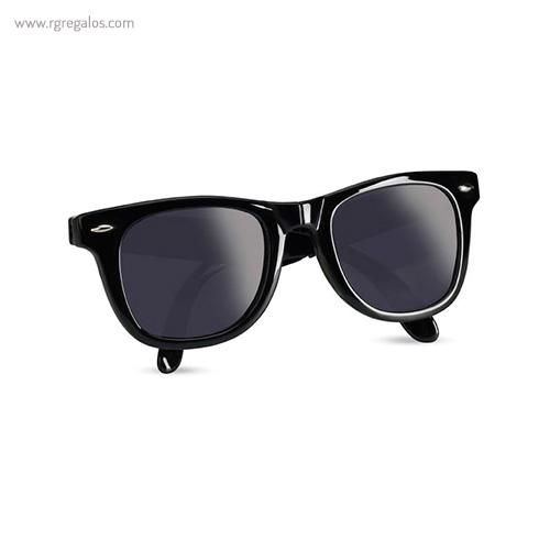 Gafas de sol plegables negro - RG regalos publicitarios