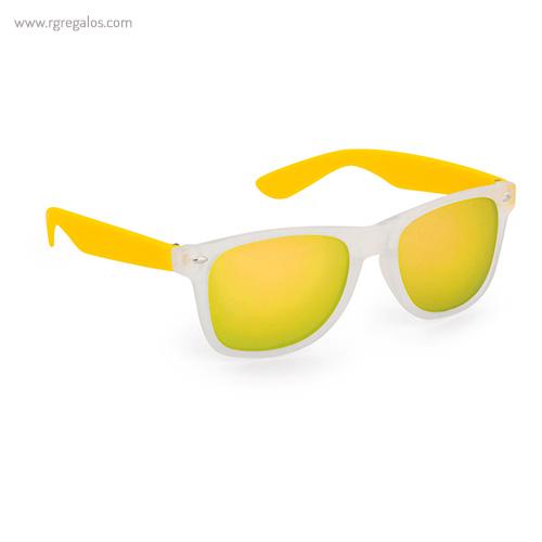 Gafas de sol protección UV400 amarillo - RG regalos publicitarios