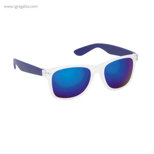 Gafas de sol protección UV400 azul - RG regalos publicitarios