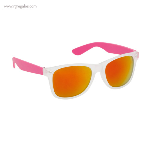 Gafas de sol protección UV400 fucsia - RG regalos publicitarios