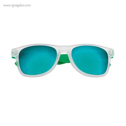 Gafas de sol protección UV400 verde - RG regalos publicitarios