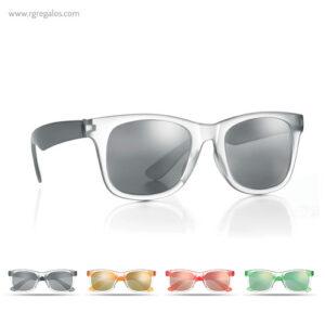 Gafas de sol lentes espejo - RG regalos publicitarios