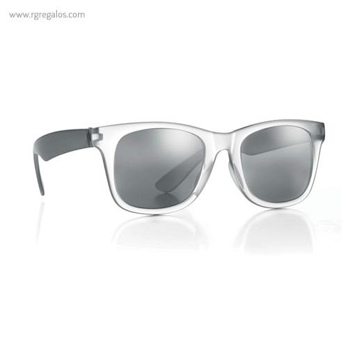 Gafas de sol lentes espejo gris 1 - RG regalos publicitarios