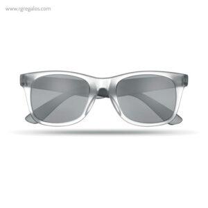 Gafas de sol lentes espejo gris - RG regalos publicitarios