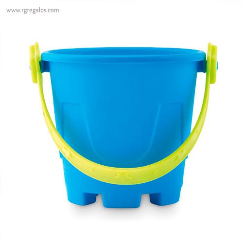 Juego de playa para niños cubo - RG regalos publicitarios