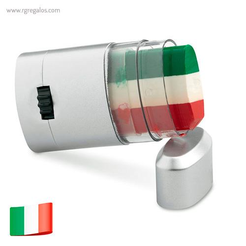Pinturas bandera países Italia - RG regalos publicitarios