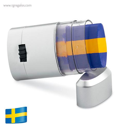 Pinturas bandera países Suecia - RG regalos publicitarios