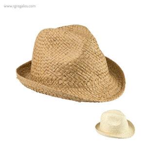 Sombrero de papel paja flexible - RG regalos publicitarios