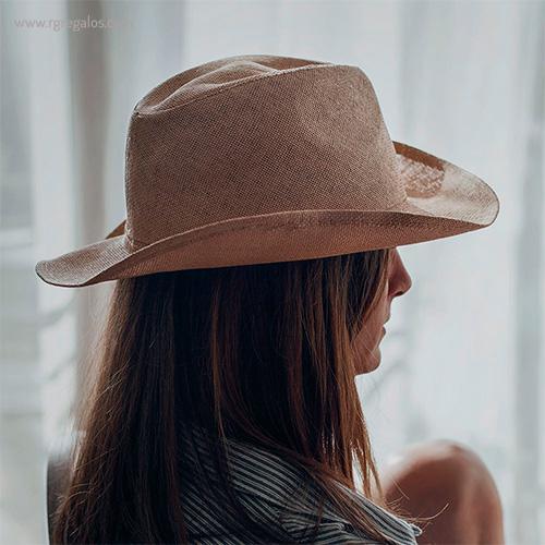 Sombrero fabricado en papel imagen - RG regalos publicitarios