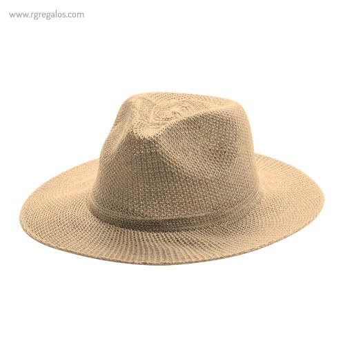 Sombrero sintético publicitario camel - RG regalos publicitarios