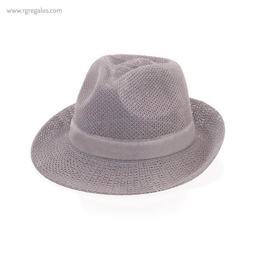 Sombrero sintético publicitario gris - RG regalos publicitarios