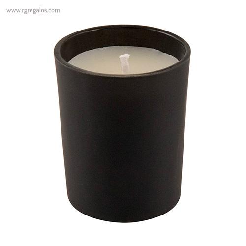 Vela de cristal negra - RG regalos publicitarios