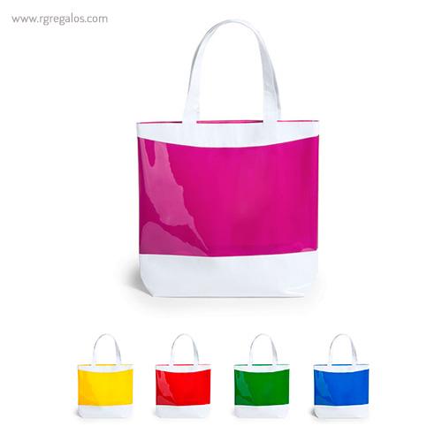 Bolsa de playa en PVC - RG regalos publicitarios