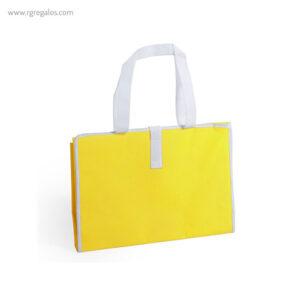 Esterilla plegable maxi amarillo - RG regalos publicitarios