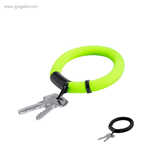 Llavero pulsera flotante - RG regalos publicitarios