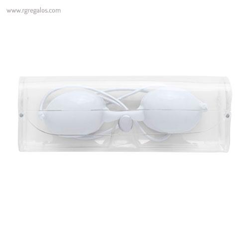 Protector para ojos blanco - RG regalos publicitarios