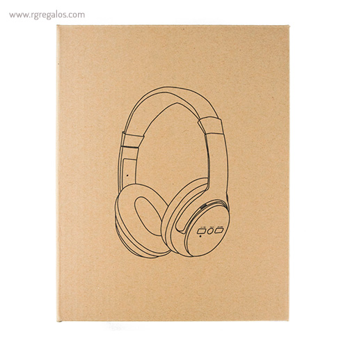 Auriculares inalámbricos 4.0 packaging - RG regalos publicitarios