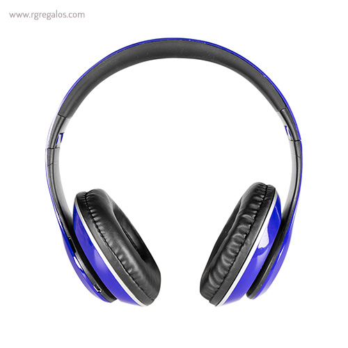 Auriculares inalámbricos 4.1 azules - RG regalos publicitarios