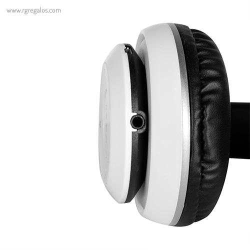 Auriculares inalámbricos 4.1 detalle auricular - RG regalos publicitarios