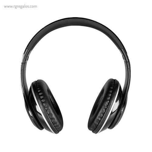 Auriculares inalámbricos 4.1 negros - RG regalos publicitarios