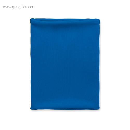 Brazalete deportivo móvil azul - RG regalos de empresa