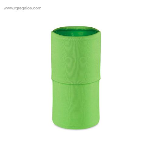Brazalete deportivo móvil verde - RG regalos personalizados