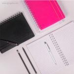 Cuaderno con bolígrafo detalle - RG regalos publicitarios