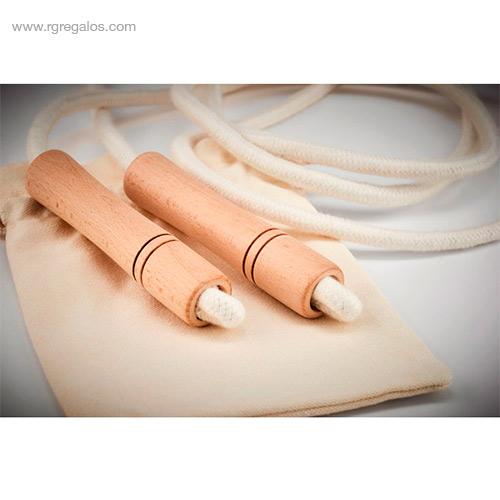 Cuerda para saltar algodón - RG regalos promocionales