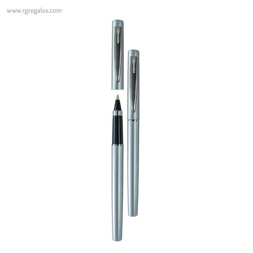 Bolígrafo Borghini metal V66-RE aluminio - RG regalos