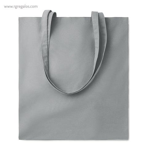 Bolsa 100% algodón colores blanca - RG regalos de empresa
