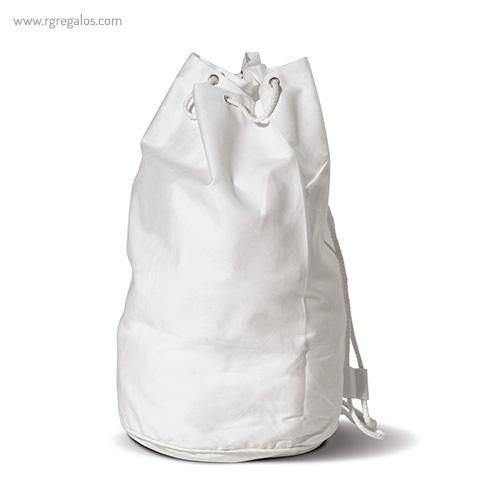 Petate 100% algodón blanco - RG regalos publicitarios