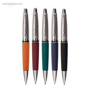 Portaminas Borghini V116 efecto soft touch - RG regalos publicitarios