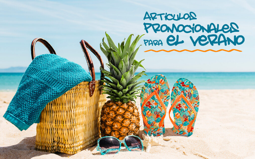 Regalos promocionales para eventos de verano - RG regalos publicitarios